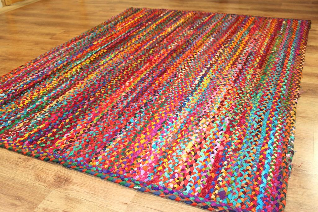 Rag Rugs San Francisco Multi Rag Rugs